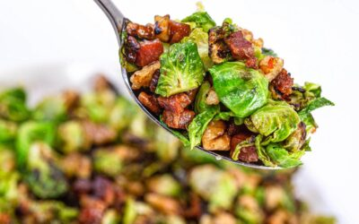 Brussel Sprouts in Pancetta