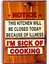 Feel Like you are ALWAYS in the Kitchen? 6 Ways to Dodge That Bullet.